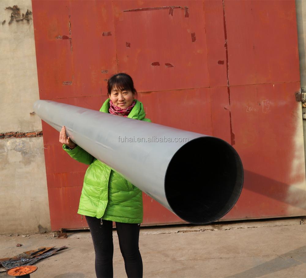 Стекловолоконная трубка 3 м, трубка большого диаметра