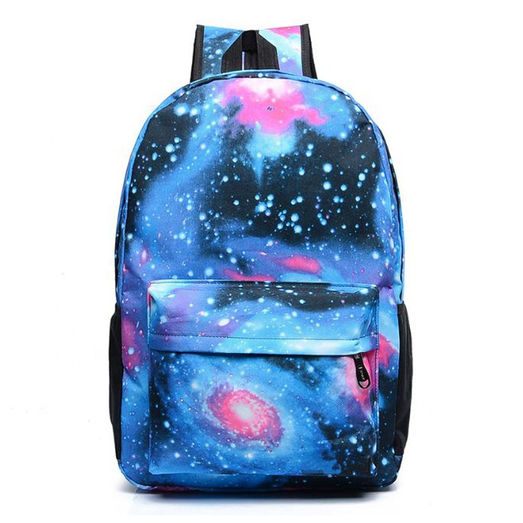 High Quality Starry Sky School Backpack