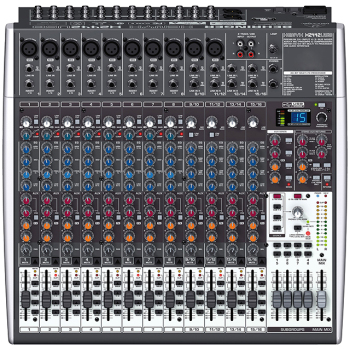 24 Channel 4/2 Bus Multi-Functional USB/Audio Mixer XENYX-X2442USB