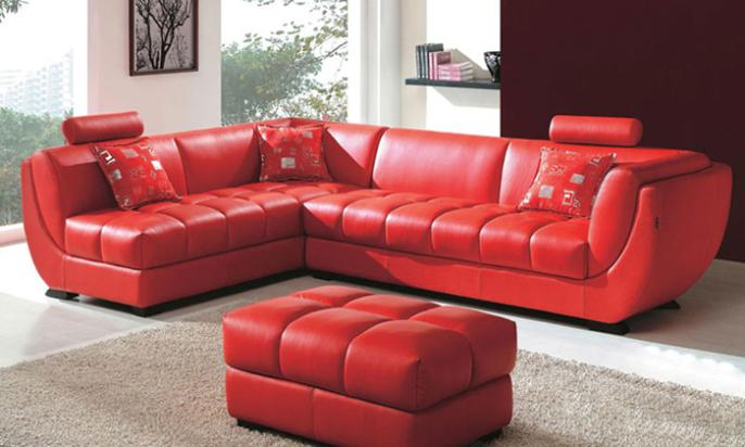 Classic-european-style-Cattle-Leather-Passion-red-corner