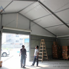Tent Steel Tent Factory Large Industrial Storage Tent Strong Canopy Steel Panel Wall Tent From China
