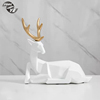 C lie deer white
