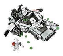 Совместим с legoings Star Wars Строительные блоки, кирпичные игрушки, космические Звездные войны, фигурки, Trooper Fighter Toys, новинка 2020, Gitfs(Китай)