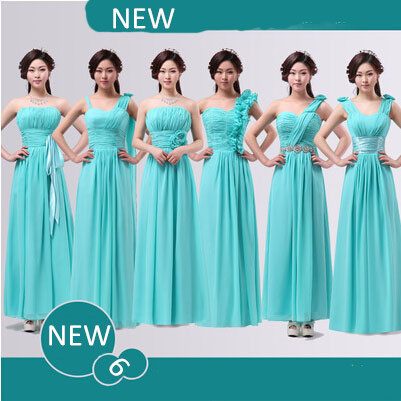 6af93e30e5 Vestidos de damas de honor color azul turquesa – Vestidos baratos