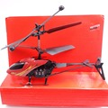Shatter Resistant Radio Remote Control Aircraft 2 5CH I R Quadcopter RC Helicopter Kids Gifts Red