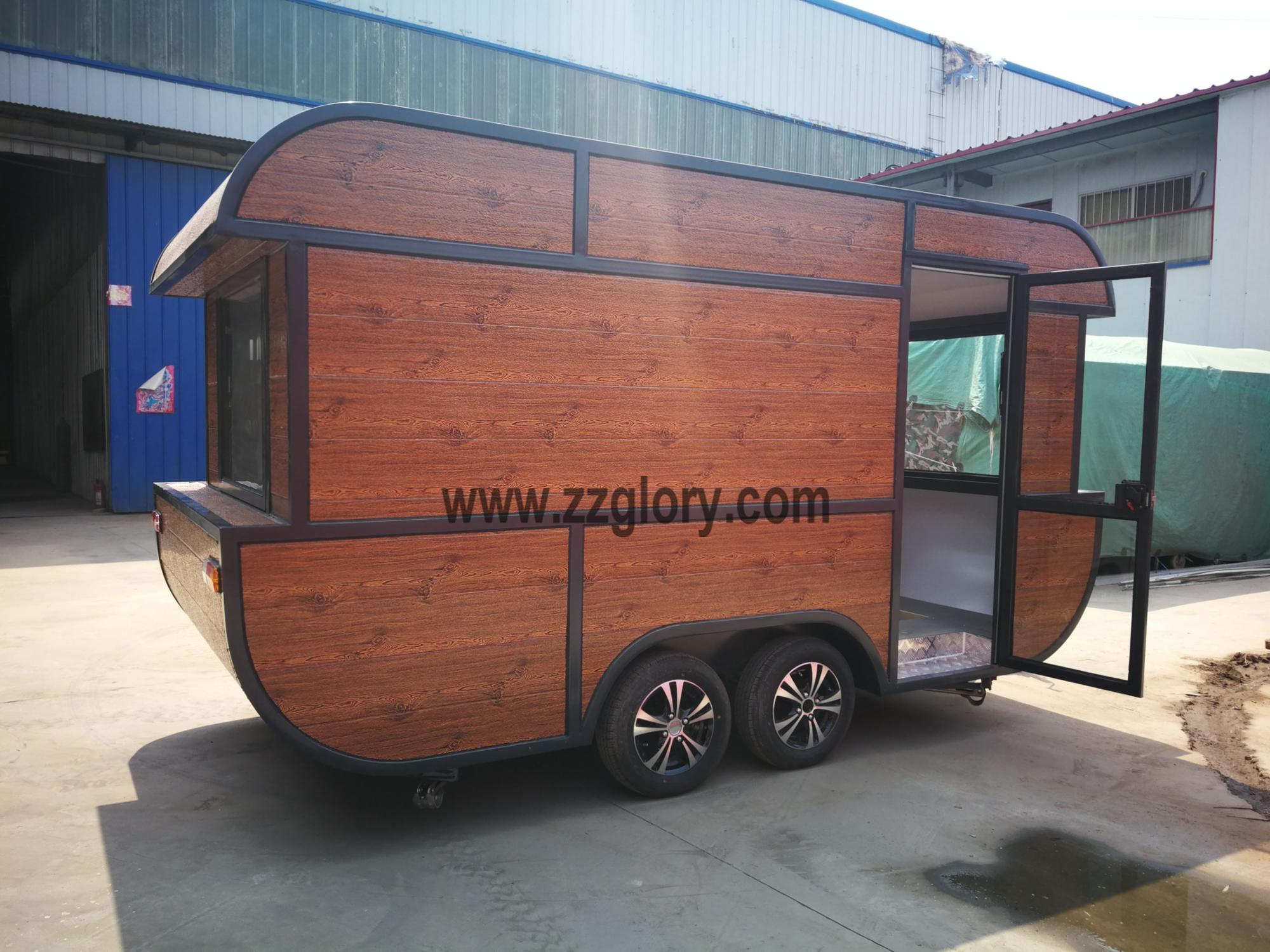 Hot Selling Food Cart Price Philippines Airline Food Trolley Franchise