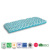 Top Quality 100% Poly Acrylic Foam Plain Chair Bench Cushion Long Cushion for Park Chairs