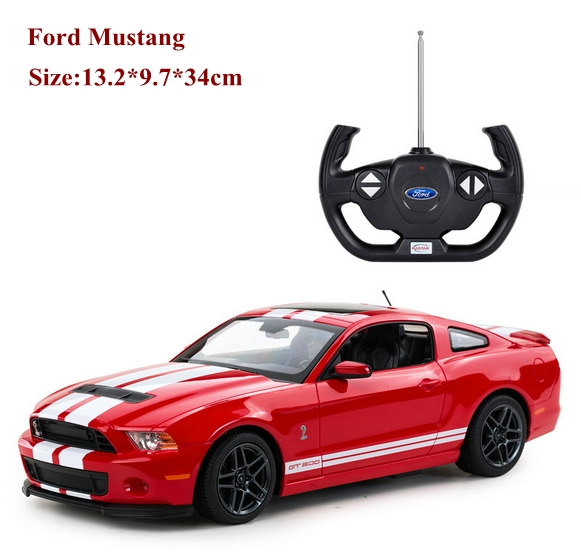 New 1/14 Ford Mustang GT500 Shelby Rc Car Classic Need For