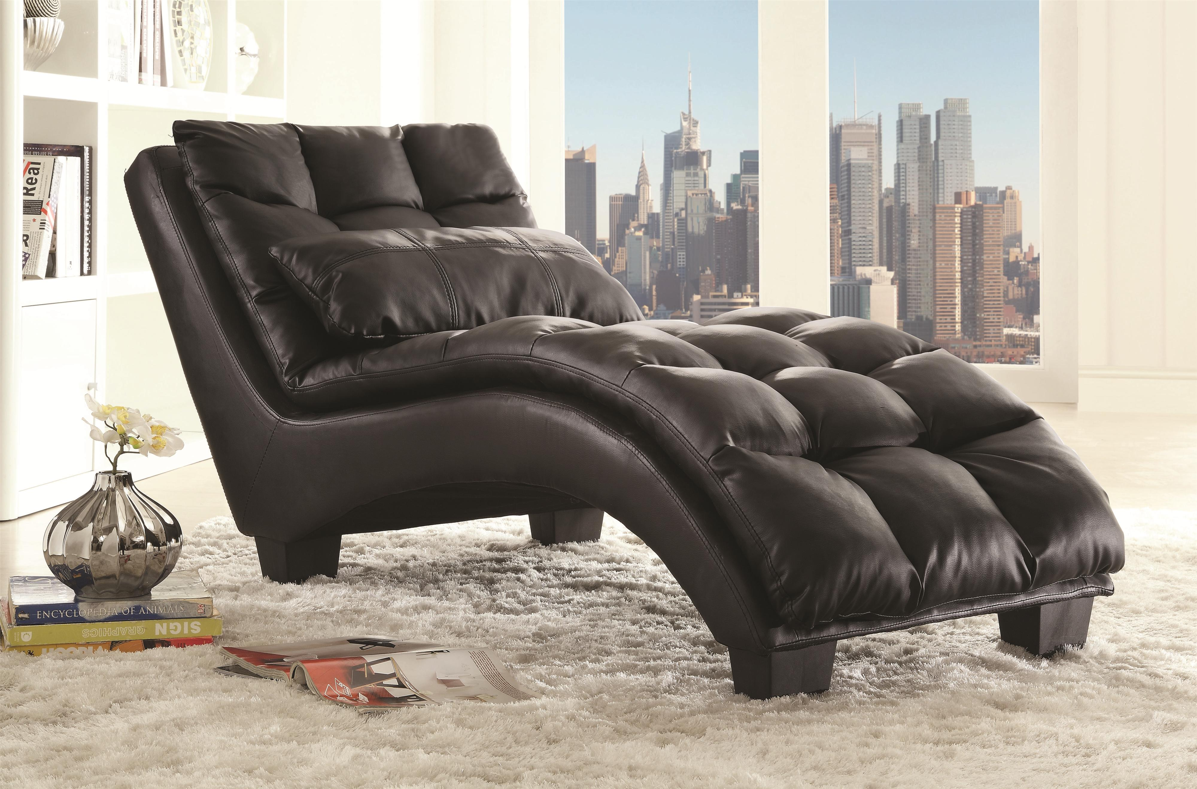 Light European retro style high quality healthy sponge soft flannel with armrest living room chaise lounge