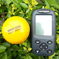 FF998 Fish finder Upgrade English Russian menu Rechargeable Waterpoof Wireless Fishfinder Sensor 125KHz Sonar Echo Sounder