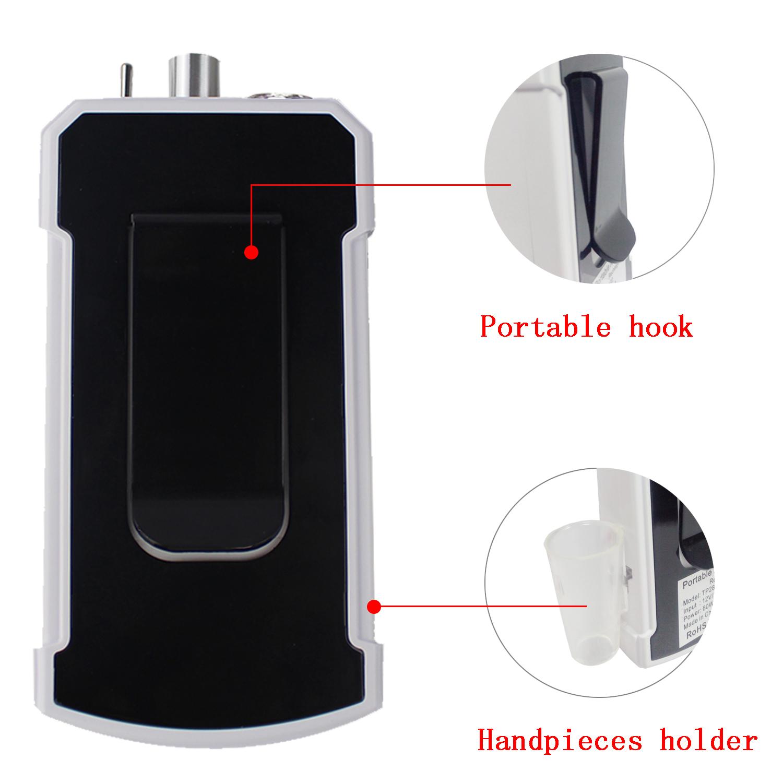 Электрическая дрель для ногтей 35000 об/мин, перезаряжаемая бесщеточная дрель для ногтей с CE