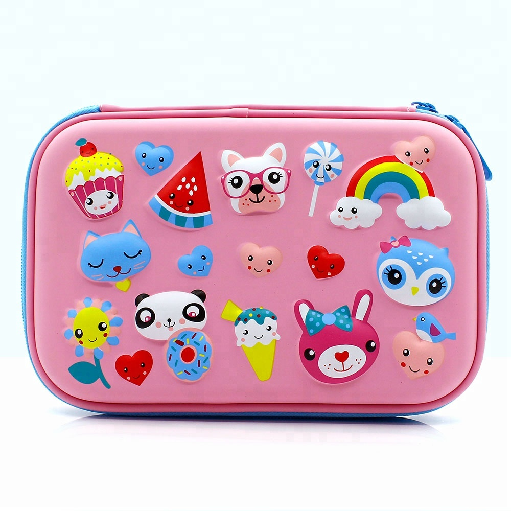 cute 3d full printing sunflower hardtop smiggle pencil case for kids with compartments buy smiggle pencil case hardtop smiggle pencil case smiggle pencil case for kids product on alibaba com