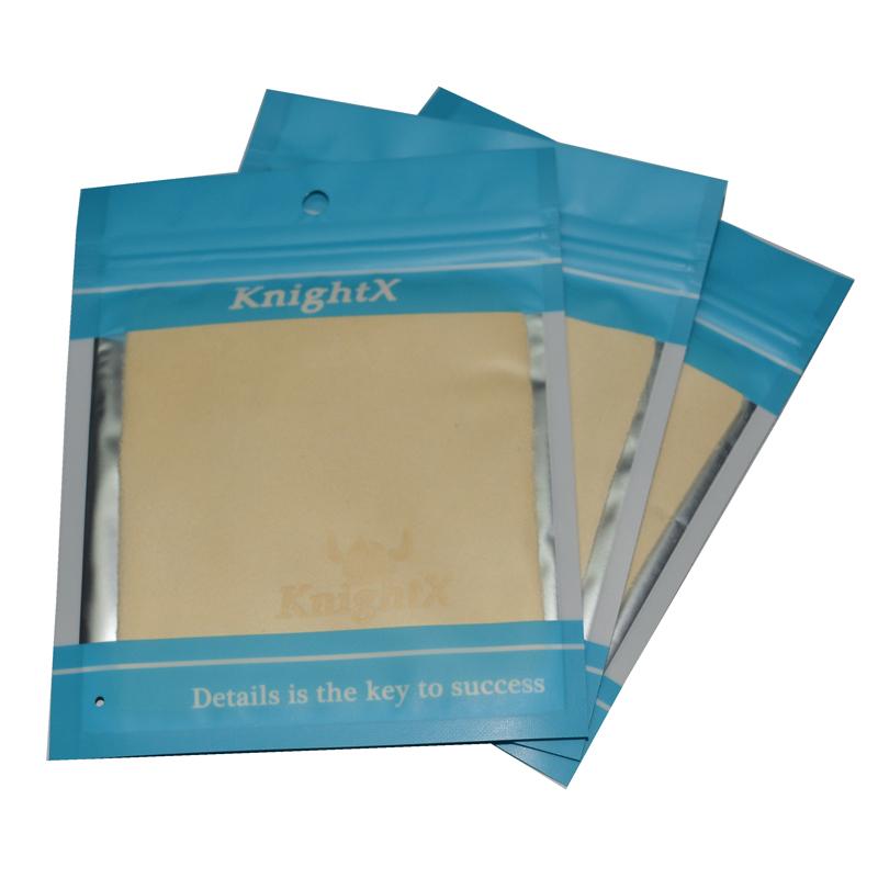 ︻knightx 3pcs Deer Skin ⓪ Cleaner Cleaner Clean Cloth