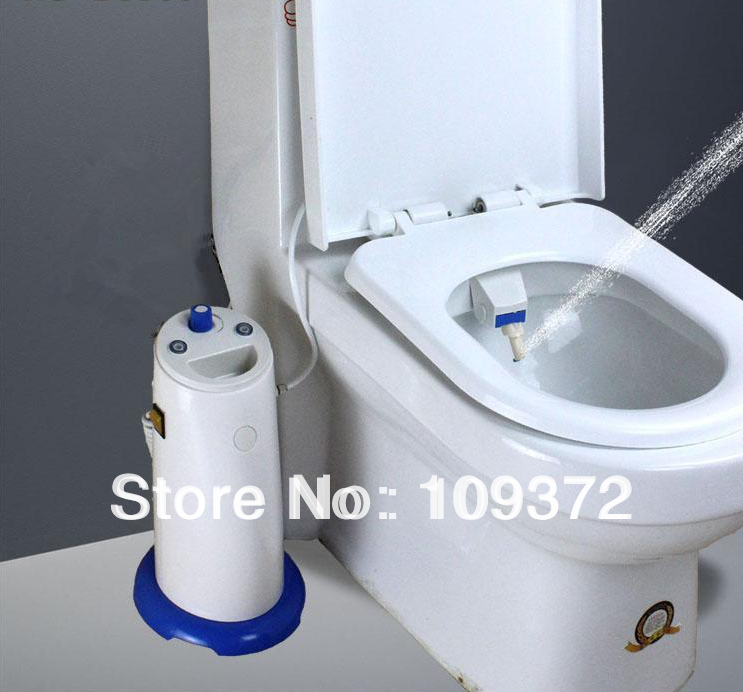 Bidet Fresh Water Spray Electric Mechanical Bidet Toilet