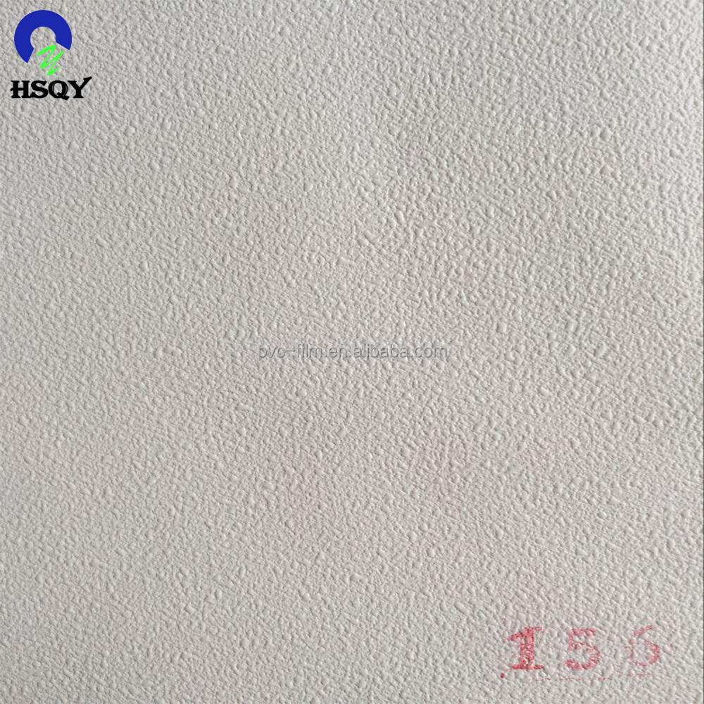 Китайский поставщик, новинка, оптовая продажа, ПВХ виниловая бумага, пленка/бумага/фольга для гипсокартонной потолочной плитки