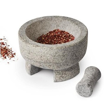 Professional manufacturer for Granite mortar and Pestle