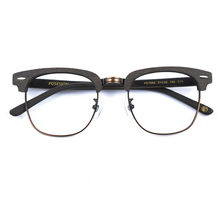 Prosesion ручной работы винтажные деревянные оптические очки в оправе мужские прозрачные рецептурные линзы очки ацетатные очки для женщин(Китай)
