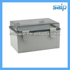 Weather Protected Plastic Box With Clear Lid SP-PCT-302017 300*200*170