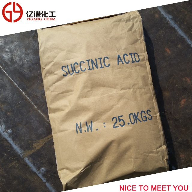 Food Additives with Succinic acid price MSDS