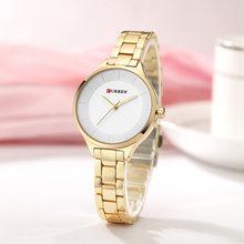 Часы Curren, мужские, Роскошные, брендовые, с секундомером, водонепроницаемые, мужские, наручные часы, часы из нержавеющей стали(Китай)