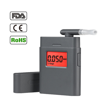 GREENWON Wholesale Breathalyzer Manufacturing Factory Supply Driving Safety Personal Use Digital Alcohol Tester