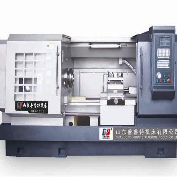 Сверхмощный токарный станок с ЧПУ CK61100E, хорошее качество, разумная цена