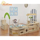 Kindergarten Kids Furniture Kindergarten Table Chair Set Kindergarten Modern Kids Bedroom Doll House Table And Chair Wood Children Furniture Set