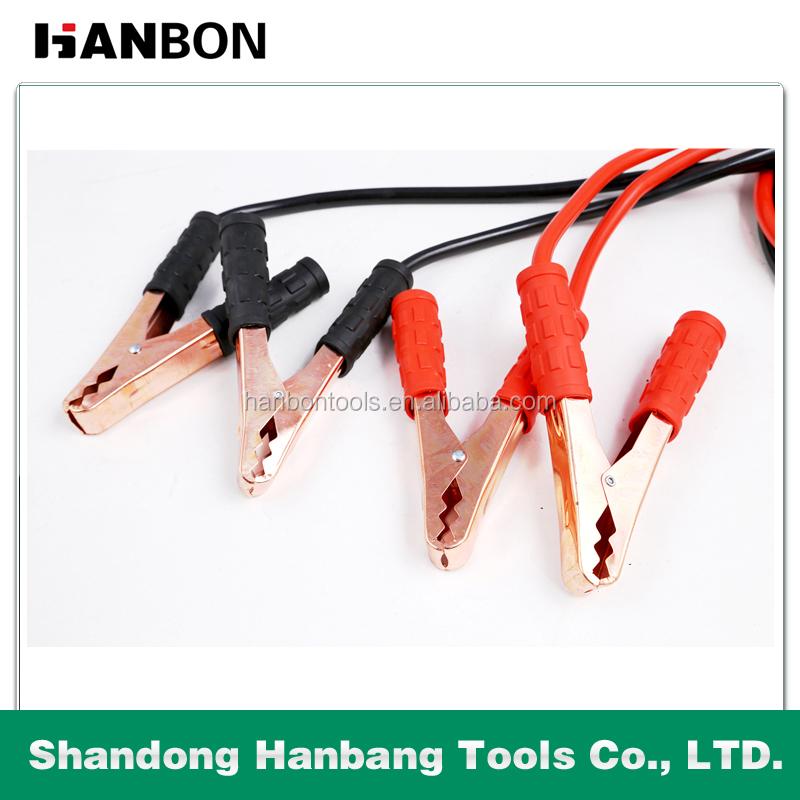 Car battery terminal clamp