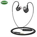 Free shipping high quality universal common ear headphones HIFI running water bass sport headphones music hanging