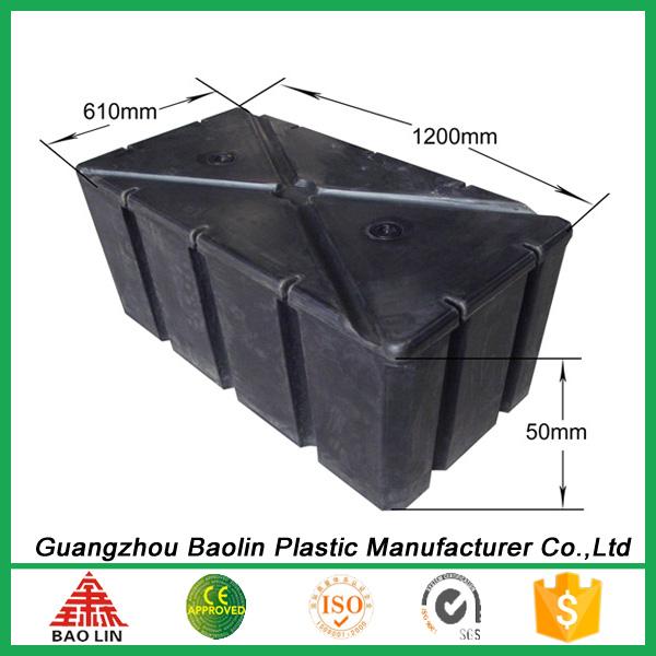 Plastic Polyethylene Pontoon Hdpe Floats Buy Pontoon
