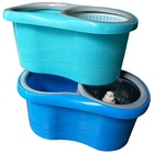 hot sales new item 360 easy clean spin magic mop bucket no foot pedal