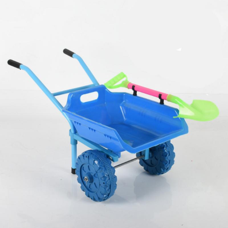 Новая легкая пластиковая тележка для детей с овалом