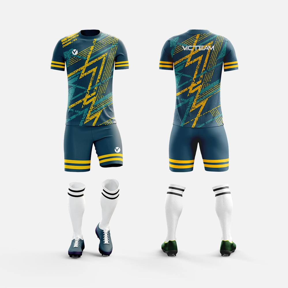 Customized College Cheap Soccer Futsal Shirts,Breathability Football Jersey Maker Uniform Kits - Buy Customized College Football Jersey,Futsal Soccer ...