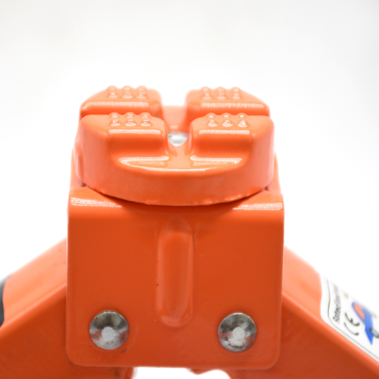 High quality electric hydraulic floor jack with wrench