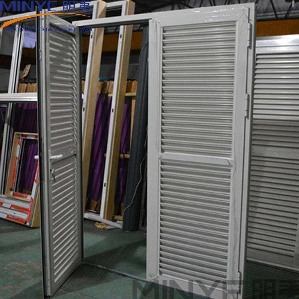 Затвор для алюминиевых плантаций с защитой от ветра