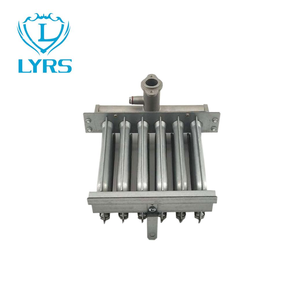 European style high quality domestic gas water heater parts