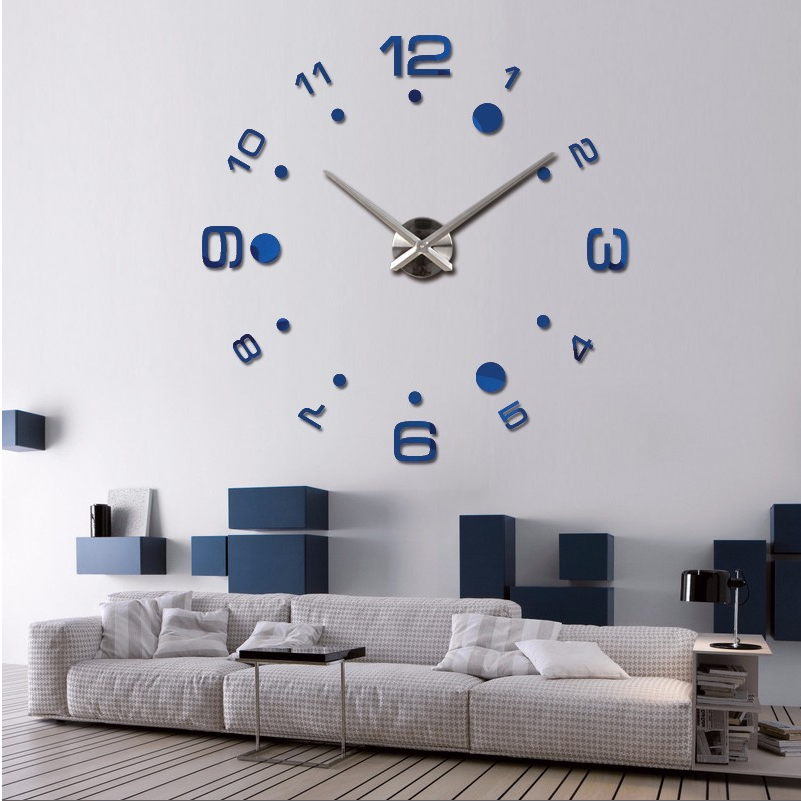 New-2015-hot-large-diy-wall-clock-home-decor-wall-watch ...