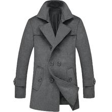 Pánský zimní kabát