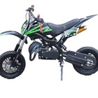 Mini moto cross 2 stroke 49cc pocket dirt bike for kids