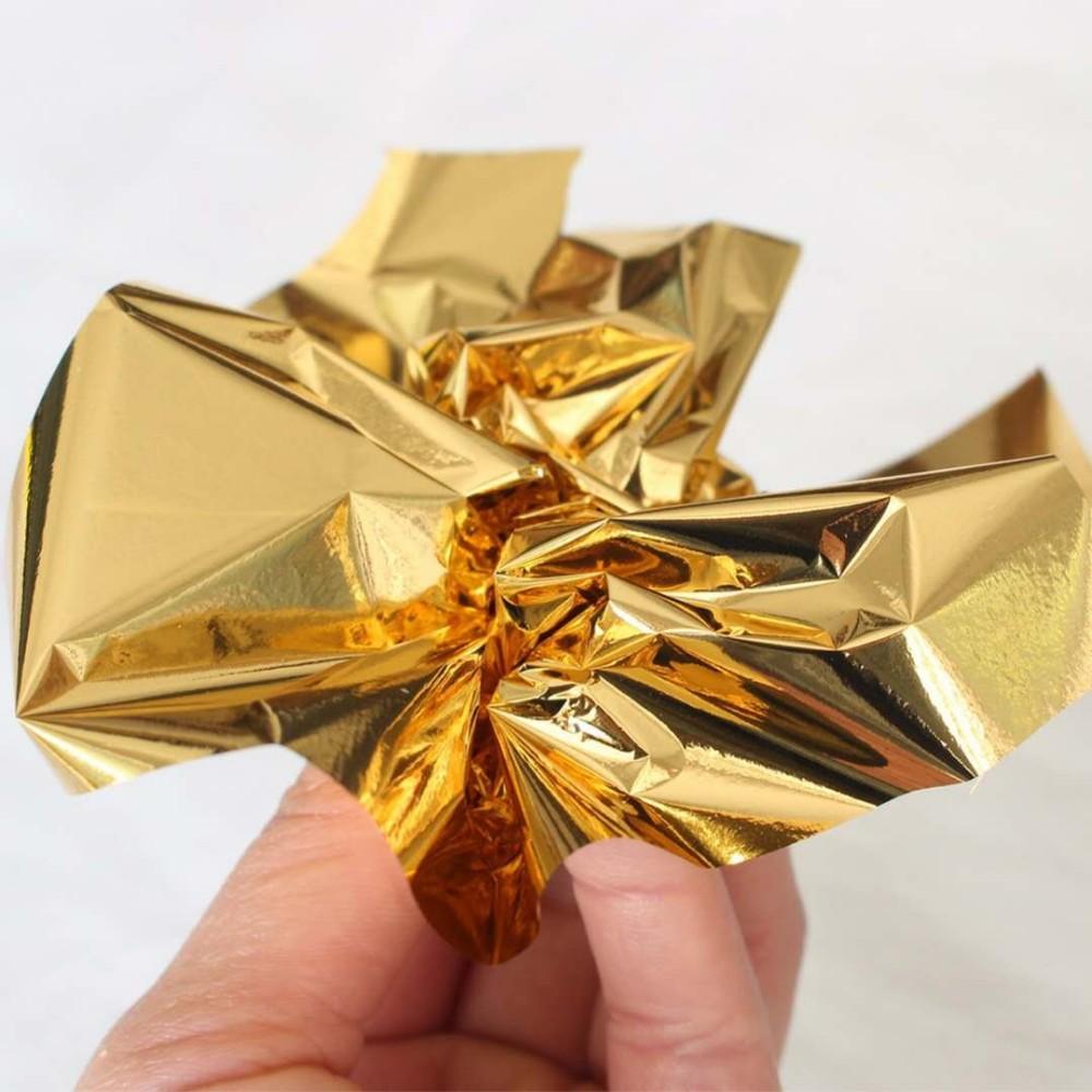 Дешевые украшения для мебели лучшего качества, алюминиевая фольга, тайваньские Золотые листы, Золотые листы