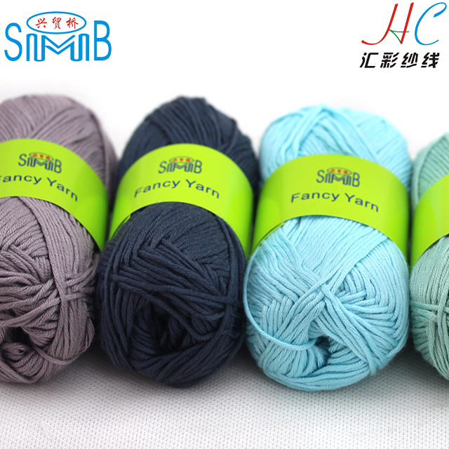 new products 2021 bamboo cotton blended organic yarn for knitting knitwear