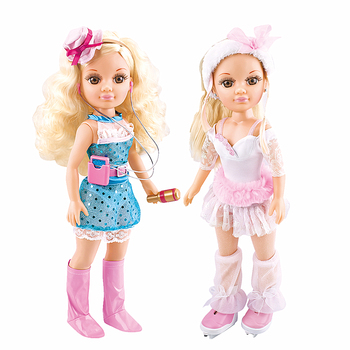 17 Inch Beauty Dressed Princess Doll Toy For Girls