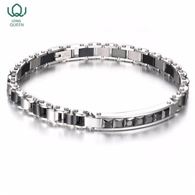 316 Stainless Steel Ceramic Bracelet