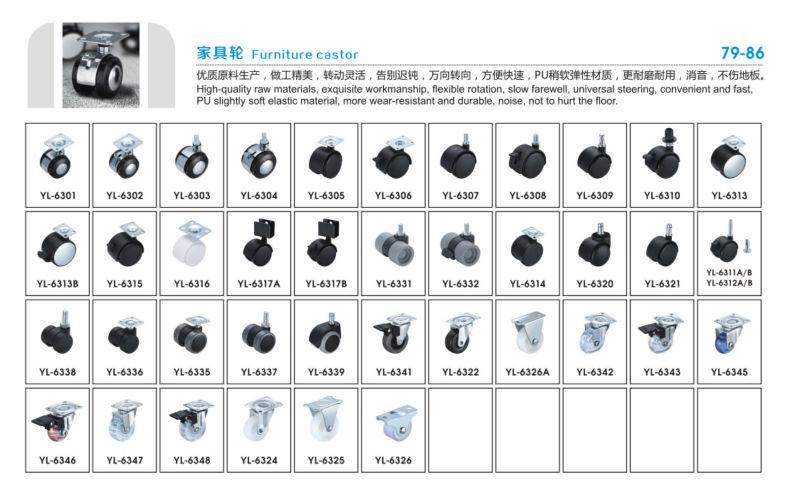 35 mm pivotant castor roulettes de laiton piano ricin pour piano de usine de roulette roulettes. Black Bedroom Furniture Sets. Home Design Ideas