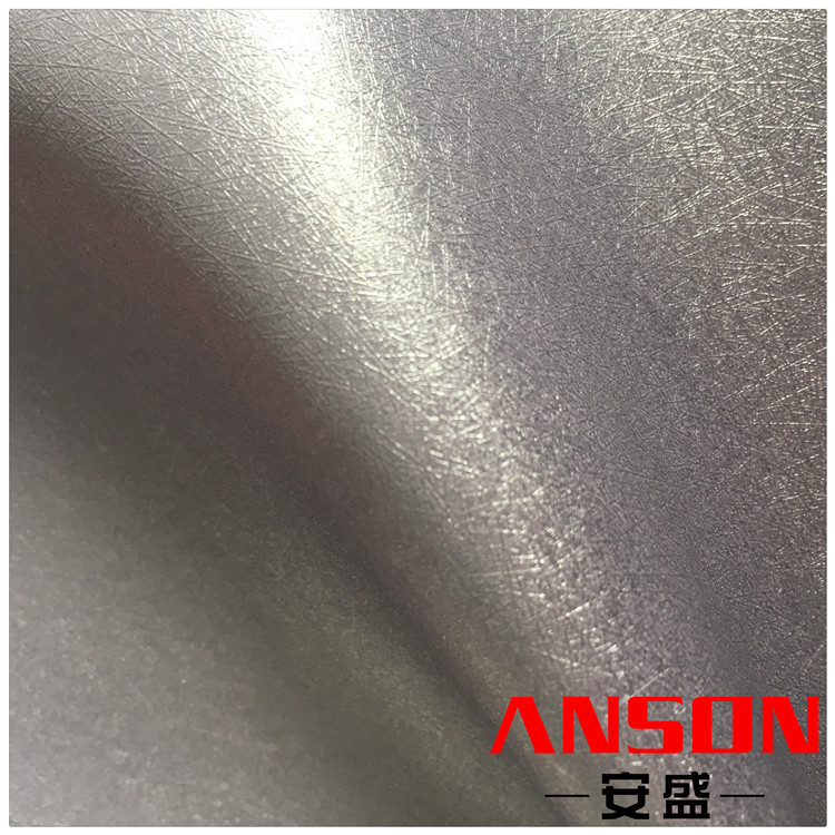 Shinny synthetic leather woman bags glitter pvc fabric