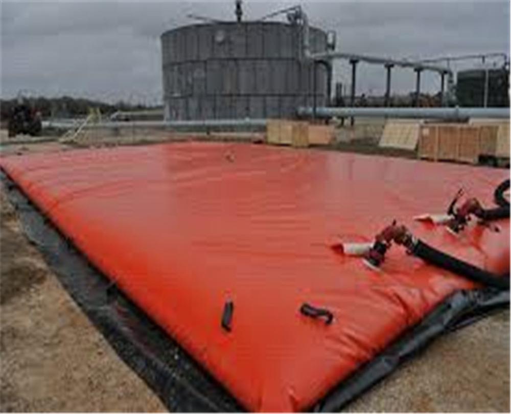 10000 litre flexible bladder water tanks - potable water storage tank