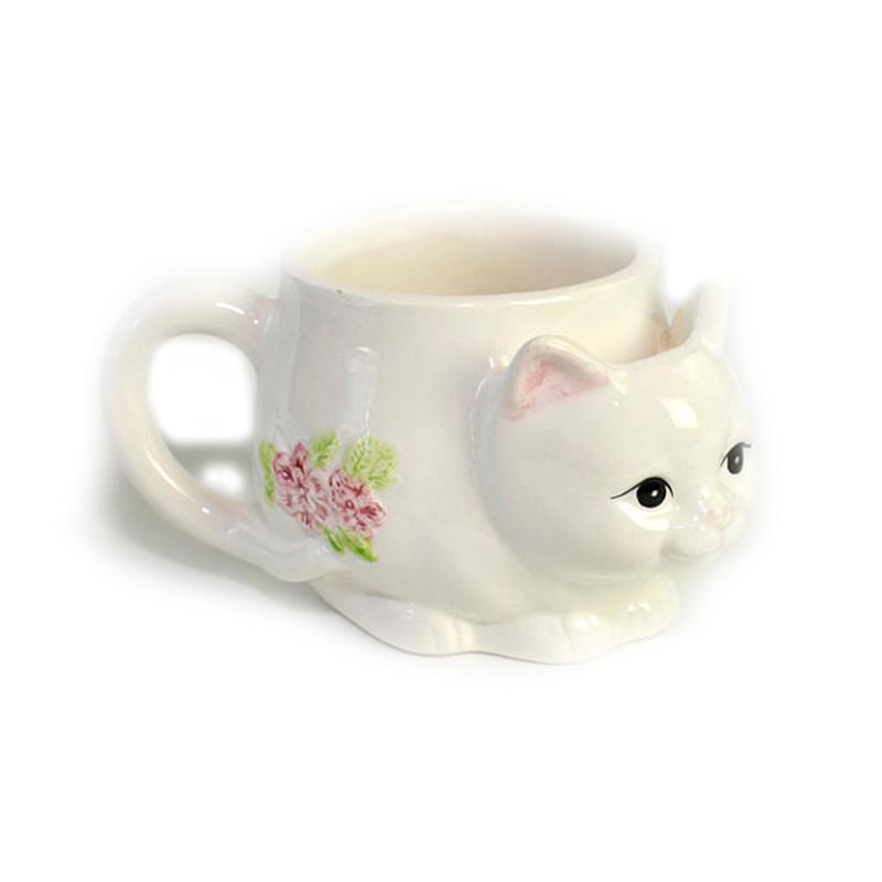 Fancy Cat Cup