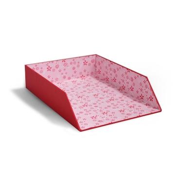 durable cardboard desktop tray