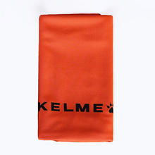 Быстросохнущее спортивное полотенце KELME, быстросохнущее полотенце из микрофибры для спортзала, баскетбола, плавания, путешествий, прогулок...(Китай)