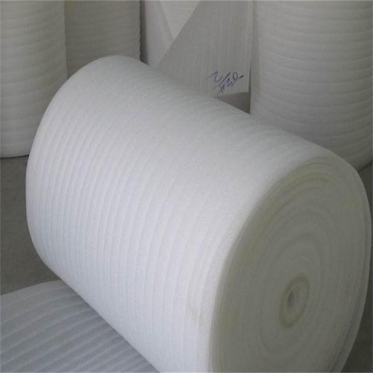 White color Epe foam Sheet roll for bag